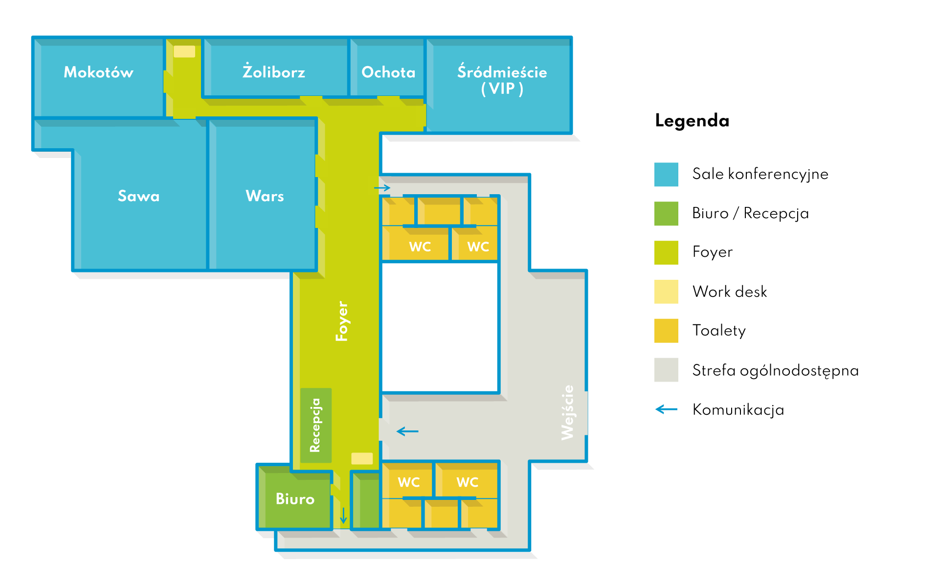 plan centrum